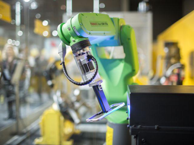 Programmer un robot industriel en moins de 30 minutes, c'est possible !